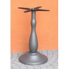 Tavolo ristorante base in ghisa modello Anfora.