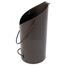 Secchio porta cenere carbone per camino o stufa. ROUILLE CA-CFI20