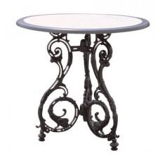 Base Tavolo interno/esterno in fusione di alluminio. SIVIGLIA