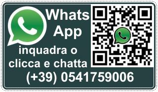 Clicca e contattaci con WhatsApp