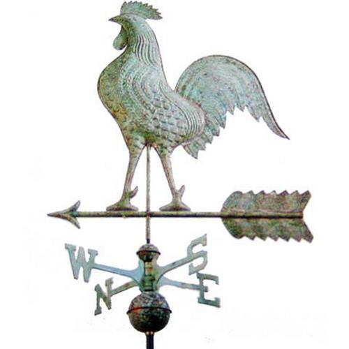 segnavento gallo o banderuola