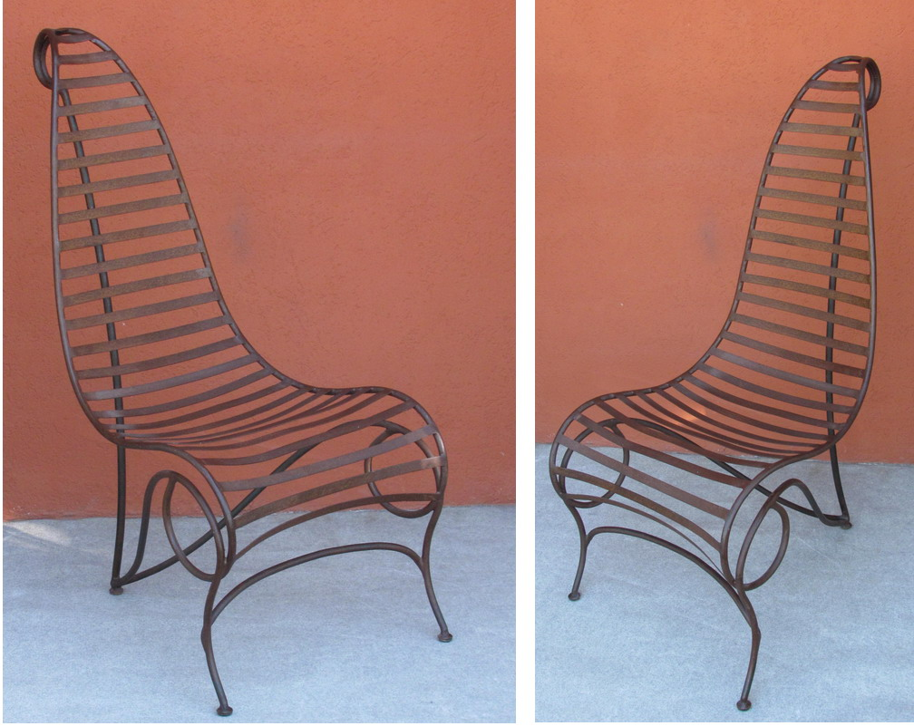 Sedie In Ferro Battuto Pieghevoli : Sedie in ferro battuto pieghevoli bukadar galleria di