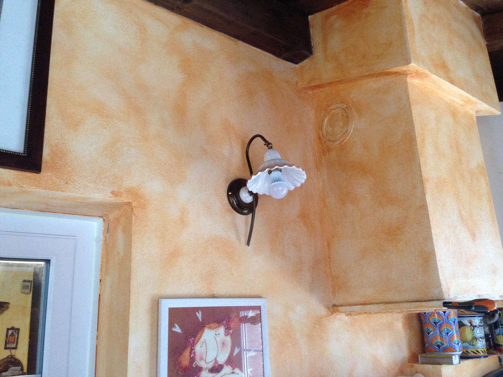 Taverna illuminazione lampadari e applique in ceramica fonderia innocenti - Impianti elettrici a vista per interni ...