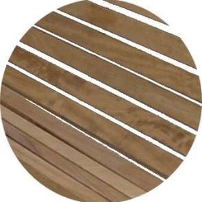 Esempio di legno esotico al naturale
