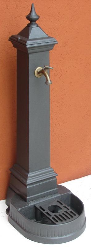 Fontana da giardino in ghisa Mini Art.1013 - Fonderia ...