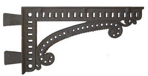 Mensole in ferro per balconi